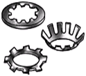 Tooth / Serrated Washers