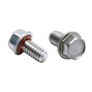 Hex Bolt With Flange
