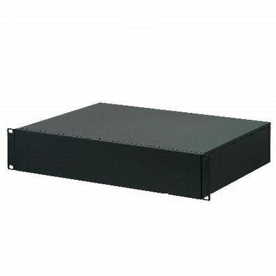Interscale M, Case, Perforated, Rack Mount